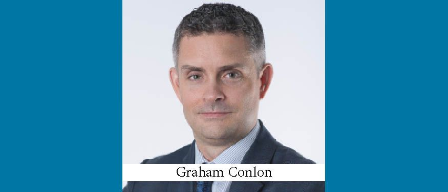 Expat on the Market: Graham Conlon of CMS in Ukraine