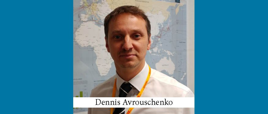 Inside Insight: Dennis Avrouschenko Head of Legal & Compliance, CIS & East Europe at DHL