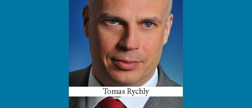 Joining the Judiciary: Wolf Theiss Prague Managing Partner Tomas Rychly Makes an Unprecedented Move