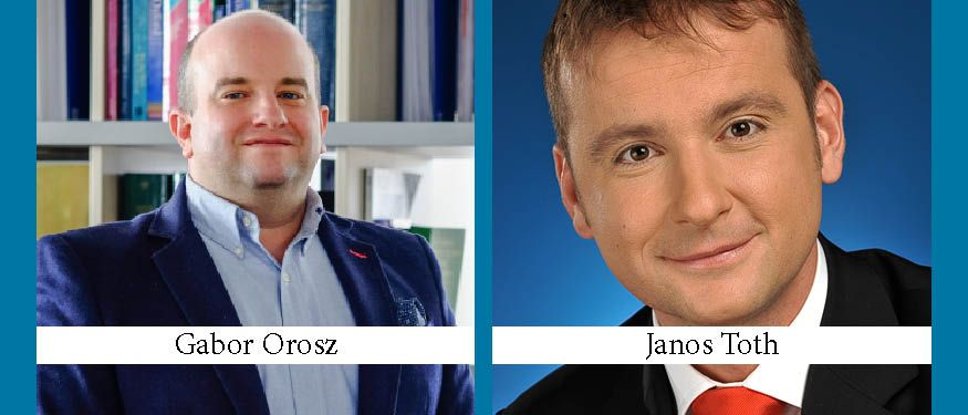 Face-to-Face: Gabor Orosz and Janos Toth
