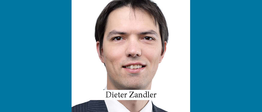 Antitrust Expert Dieter Zandler Appointed Partner at CMS Vienna
