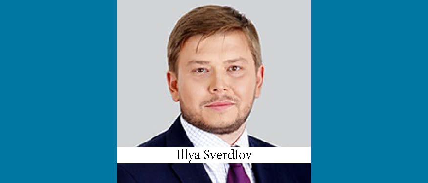 DLA Piper Appoints Illya Sverdlov as Head of Tax in Kyiv