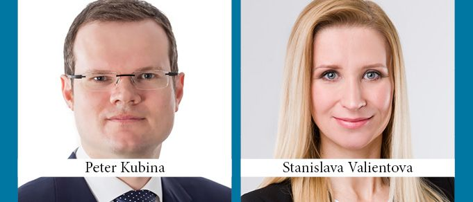 Dentons Slovakia Announces New Managing Partner and New Partner