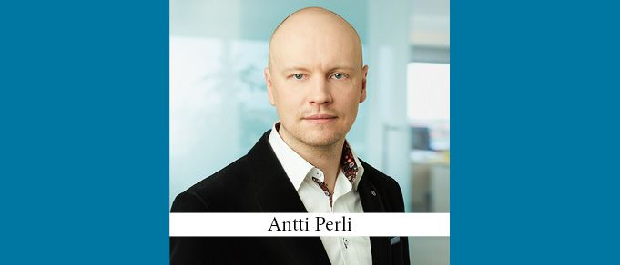 Antti Perli Moves from SmartCap to Join Ellex Raidla as Head of Venture Capital and Emerging Companies Practice
