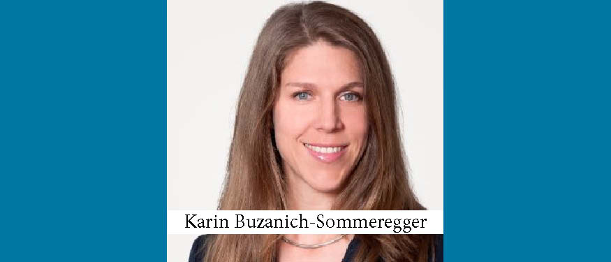 Karin Buzanich-Sommeregger Promoted to Partner at Freshfields in Vienna