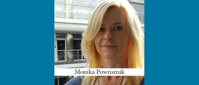 Deal 5: MBank Deputy Director Monika Powroznik on Sale in Poland
