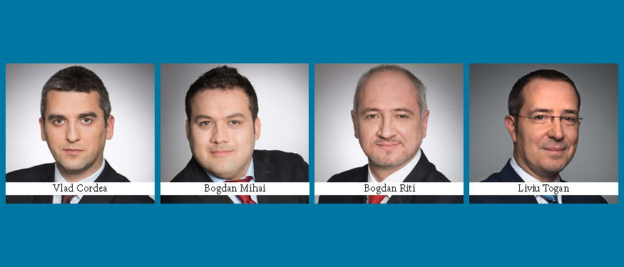 Musat & Asociatii Promotes Four to Partner