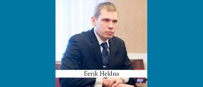 Former Deputy Director General of Estonian Internal Security Service Eerik Heldna Joins Nove