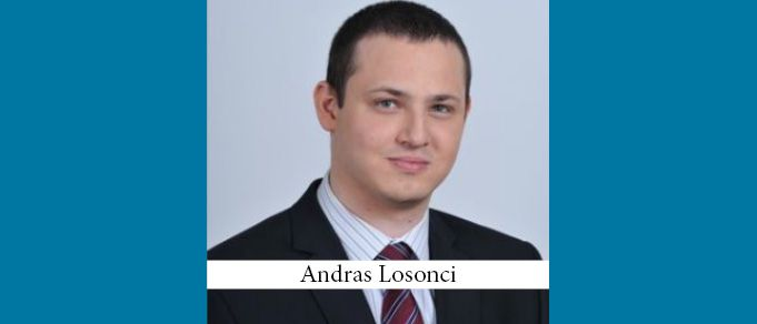 Losonci Returns to Budapest to Take Up Telenor Role