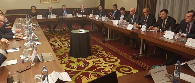 Experts Gather in Prague for CEE Legal Matters' Annual Year-End Round Table
