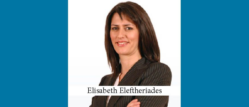 The Buzz in Greece: Interview with Elisabeth Eleftheriades of the Kyriakides Georgopoulos Law Firm