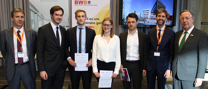 CHSH Assists Winning Team in Austrian Competition Law Moot Court