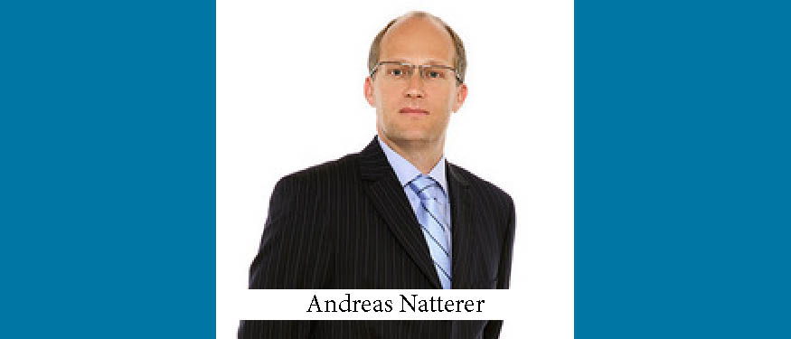 Andreas Natterer Appointed President of the European Food Law Association