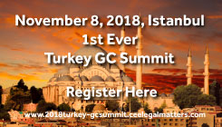 2018 Turkey GC Summit