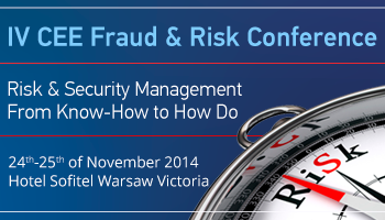 IV Central Eastern Europe Fraud and Risk Conference