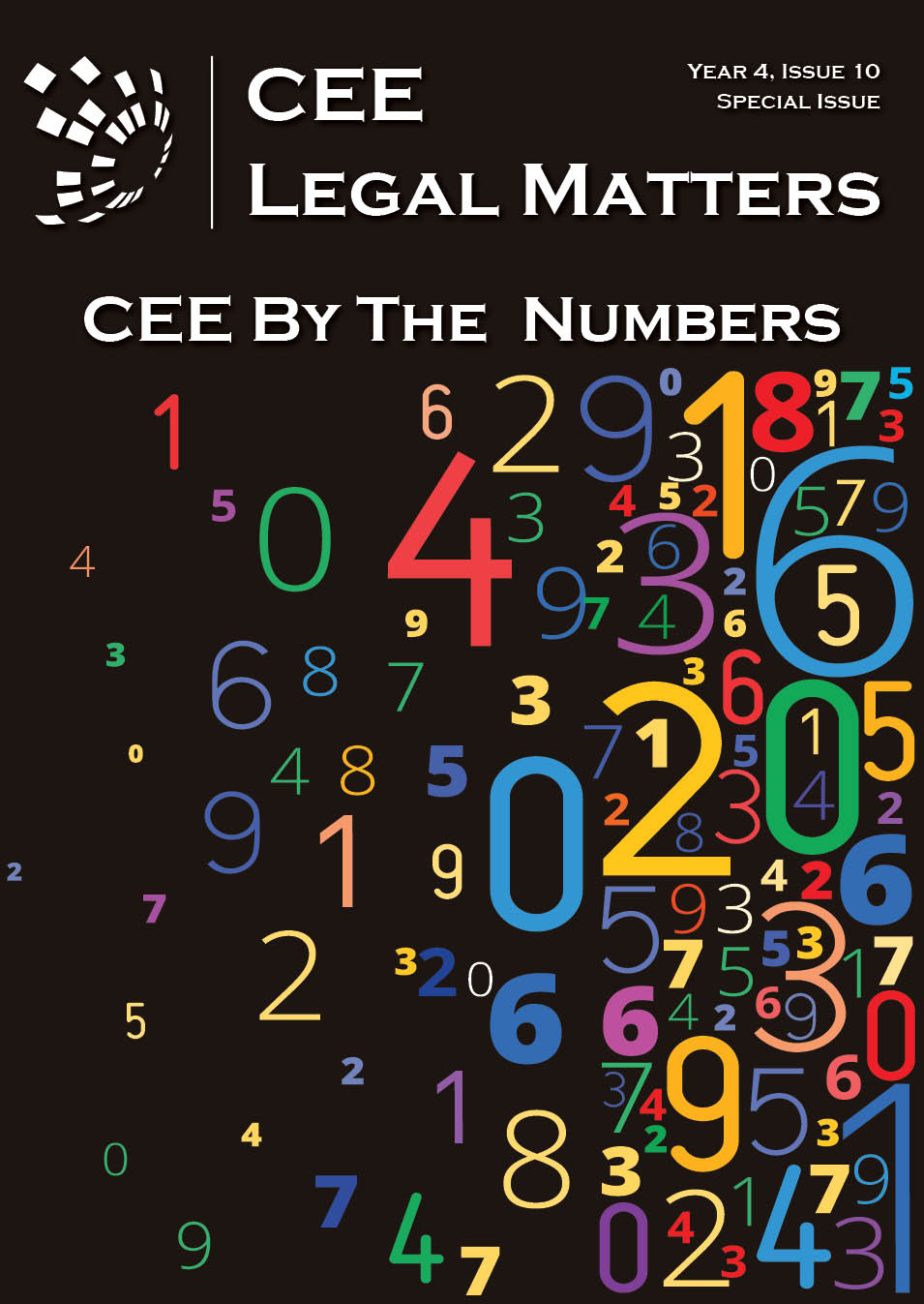 CEE By The Numbers 2017 (Issue 4.10)