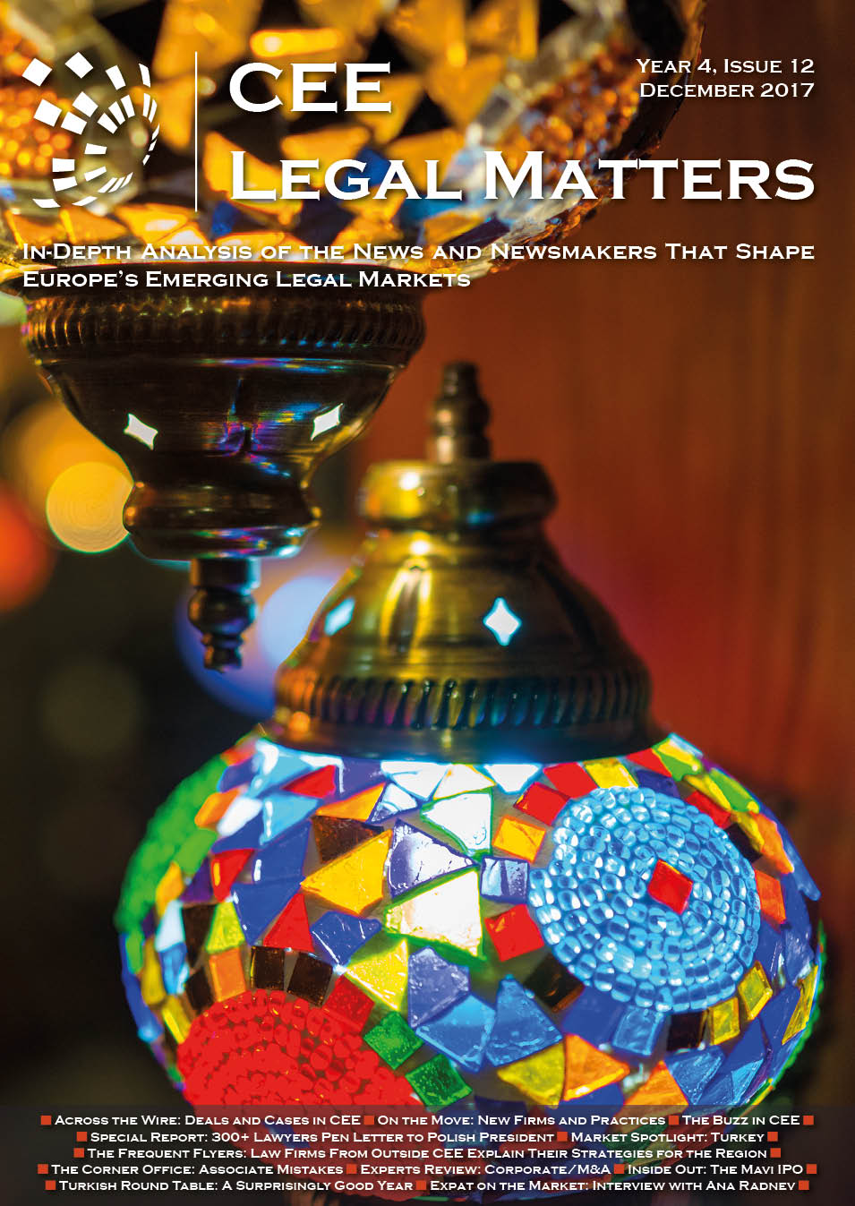 CEE Legal Matters: Issue 4.12.