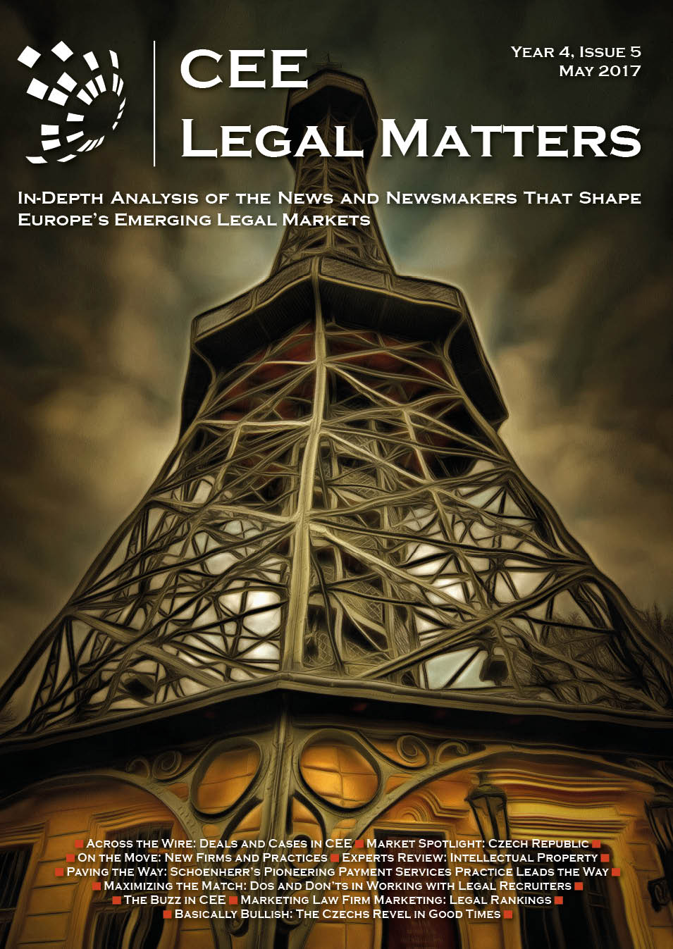 CEE Legal Matters: Issue 4.5.