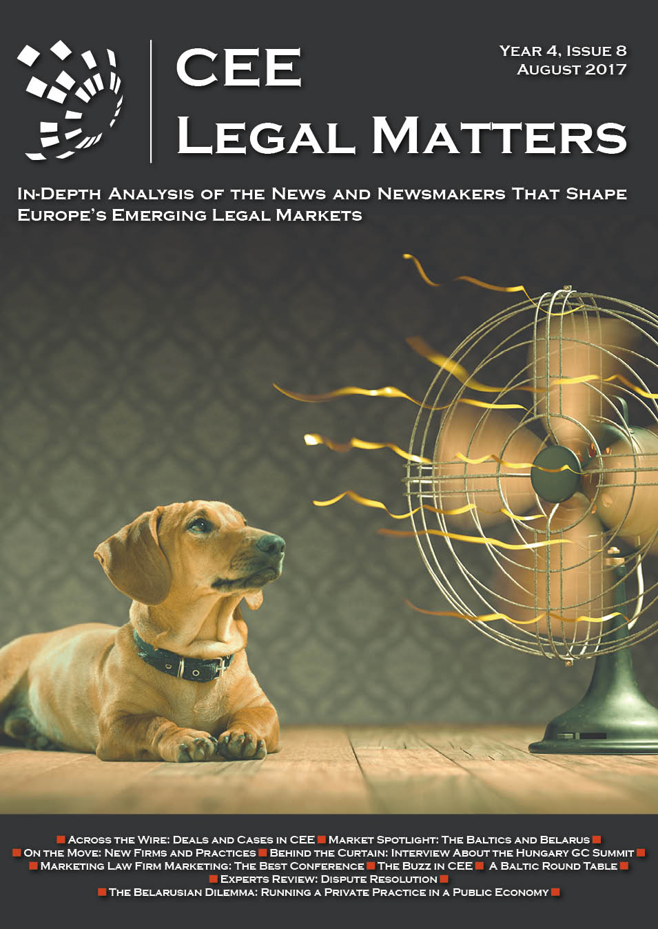 CEE Legal Matters: Issue 4.8.
