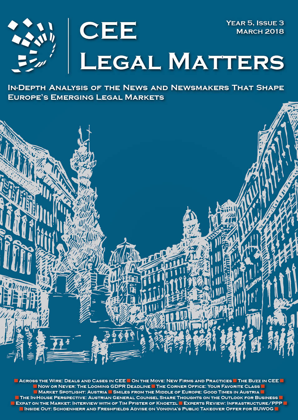 CEE Legal Matters: Issue 5.3.