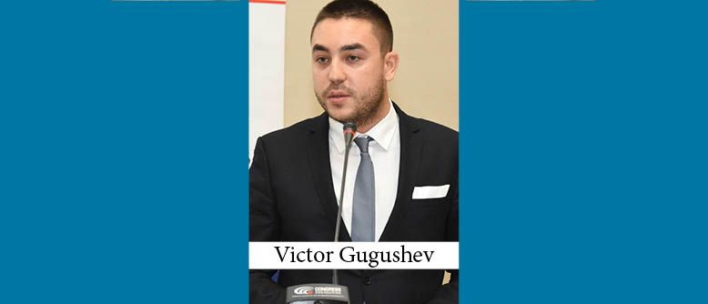 Victor Gugushev Becomes Partner at Gugushev & Partners in Sofia