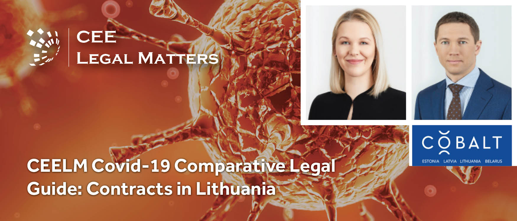 CEELM Covid-19 Comparative Legal Guide: Contracts in Lithuania