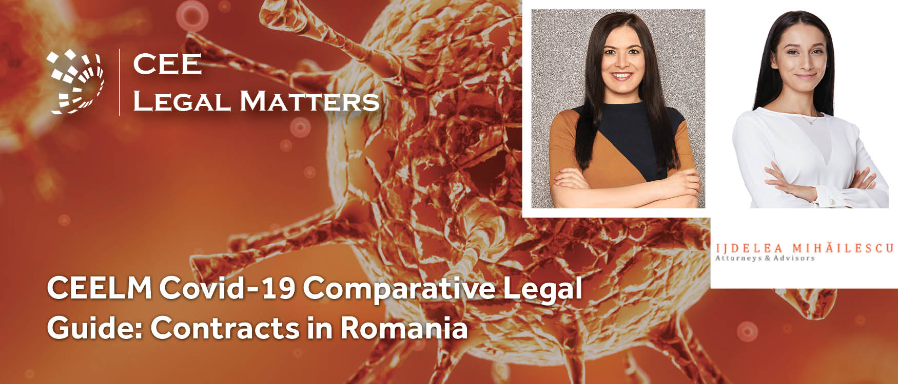 CEELM Covid-19 Comparative Legal Guide: Contracts in Romania