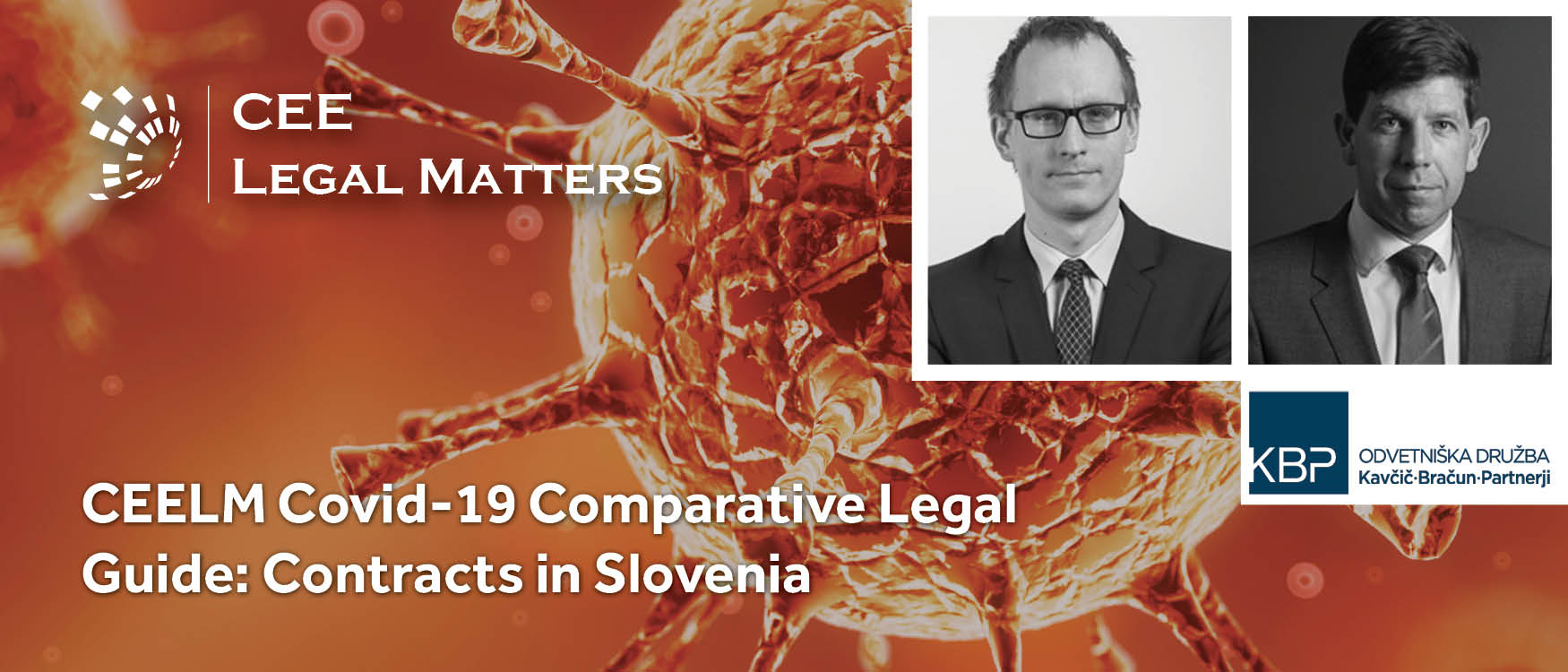 CEELM Covid-19 Comparative Legal Guide: Contracts in Slovenia