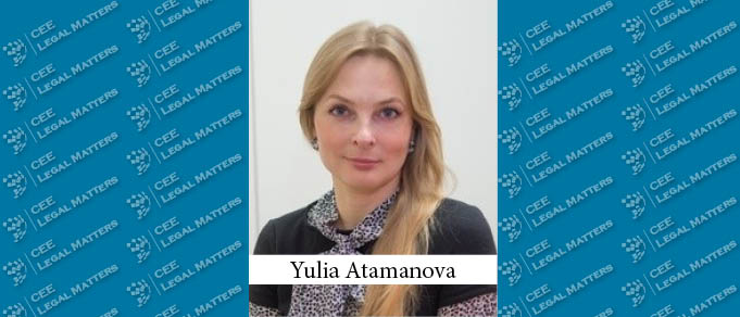 Yulia Atamanova Promoted to Partner at LCF Law Group