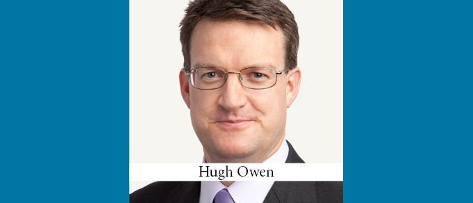 Former A&O Partner Hugh Owen: One Year On