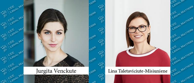 Jurgita Venckute and Lina Taletaviciute-Misiuniene Join Averus as Partners