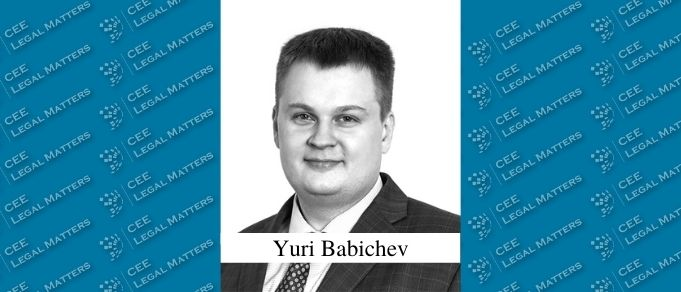 Yury Babichev Makes Partner at Bryan Cave Leighton Paisner