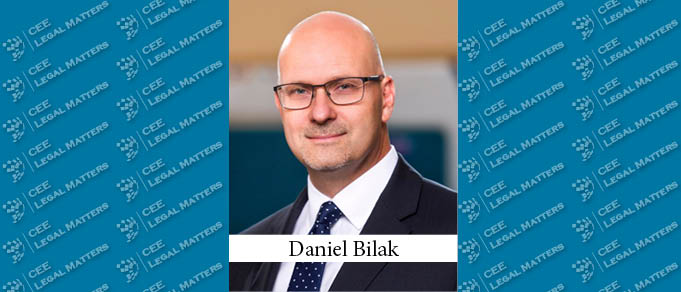 Daniel Bilak Joins Kinstellar as Senior Counsel