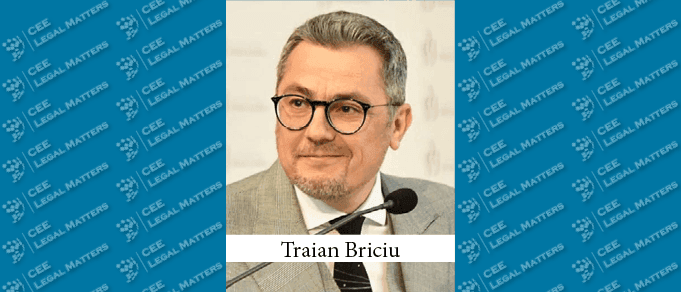 Traian Briciu Becomes Romanian Bars Association President