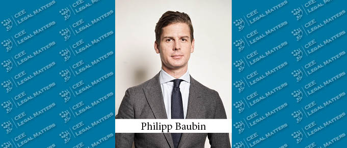 Philipp Baubin Leaves Herbst Kinsky to Become Equity Partner at Weber & Co.