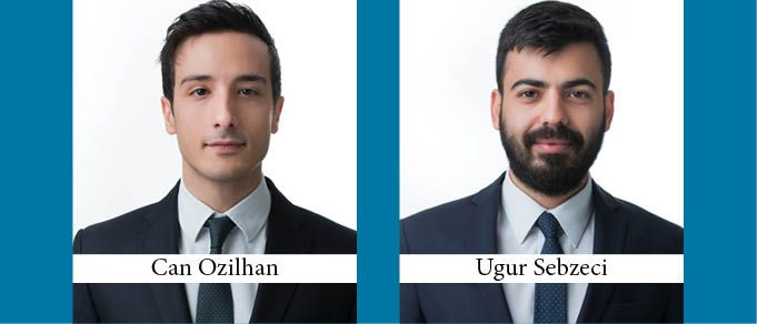 Ugur Sebzeci and Can Ozilhan Promoted to Partner at Bezen & Partners