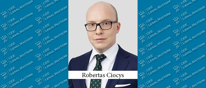 The Buzz in Lithuania: Interview with Robertas Ciocys of Ellex Valiunas