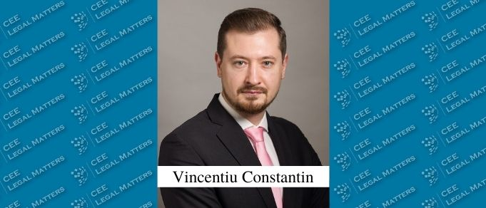 Vincentiu Constantin Becomes Head of Dispute Resolution at Leroy si Asociatii