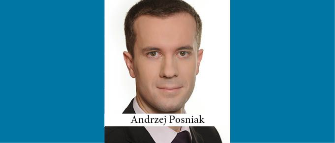CMS Poland's Man With Two Hats: Interview with Partner Andrzej Posniak About His Unique Dual Role