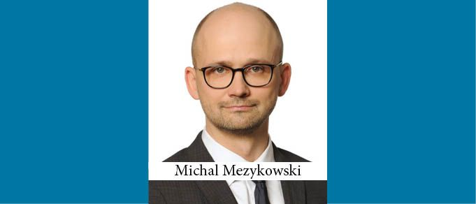 Michal Mezykowski Brings Team from Dentons to CMS in Poland