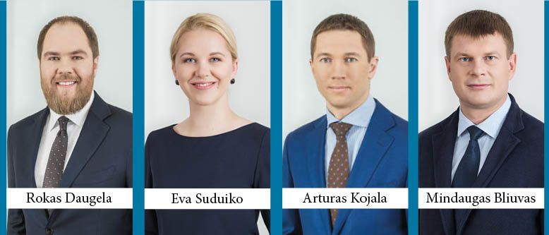 Four Partner Promotions at Cobalt Lithuania