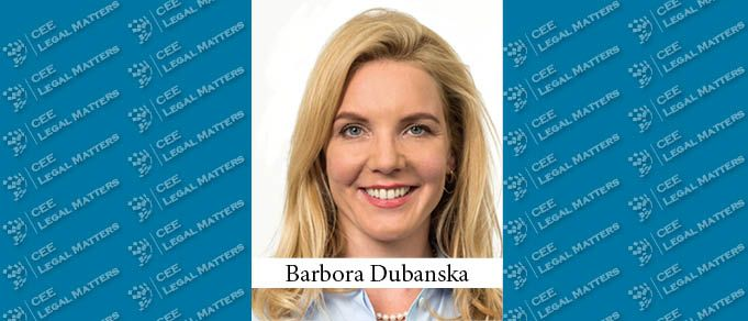 Barbora Dubanska Joins Taylor Wessing as Partner and Co-Head of CEE Life Sciences