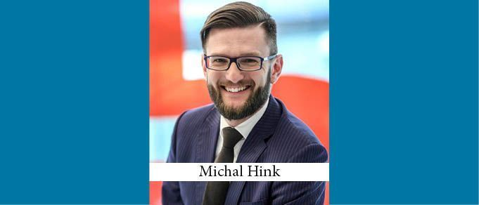 Michal Hink Elected Czech Republic Managing Partner at Dentons