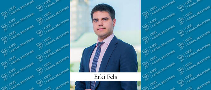 Ekri Fels Becomes Head of Public Procurement at PwC Legal Estonia