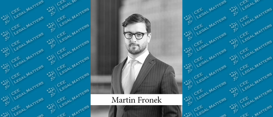 Martin Fronek Moves from Dentons to White & Case in Prague