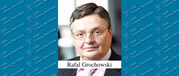 Rafal Grochowski Takes Team from Hogan Lovells to DZP in Warsaw