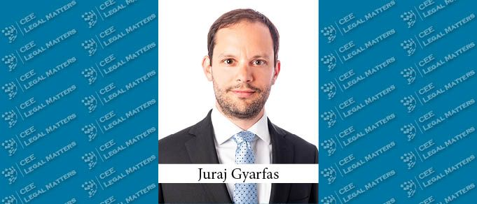 Juraj Gyarfas Moves from A&O to Dentons in Bratislava