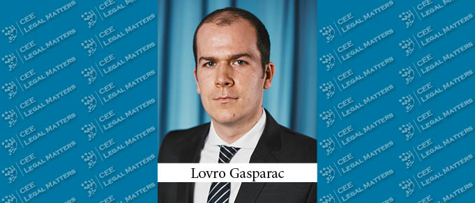 Hot Practice: Lovro Gasparac on Savoric & Partners' Corporate/M&A Practice in Croatia