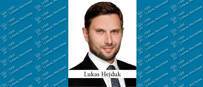 Lukas Hejduk Becomes Head of CEE Real Estate at CMS