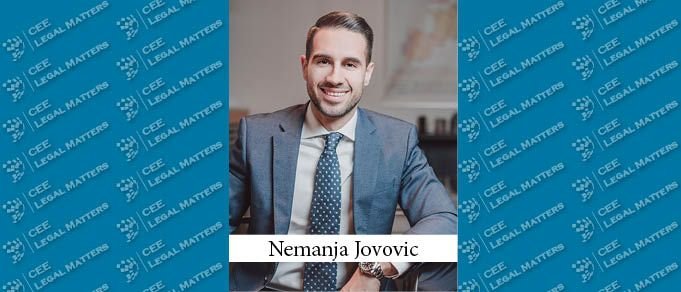 Nemanja Jovovic Becomes Head of Competition at Bojanovic & Partners
